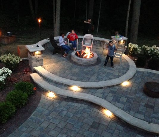 Cleaning Fire Pit : Clean cut inc
